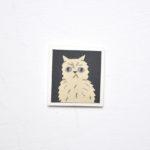 猫の切り絵作品