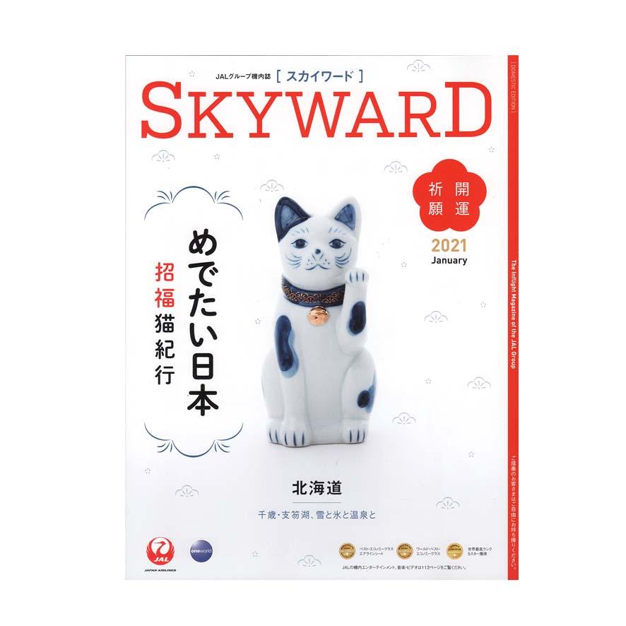 skyward202101雑誌