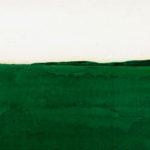 art works ペインティング「landscape 湿原」