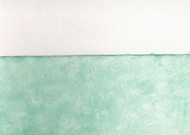 海原を描いた絵画作品
