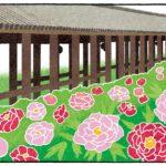奈良長谷寺 季節の絵はがき