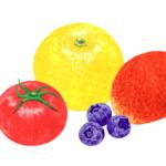 季節のフルーツと野菜
